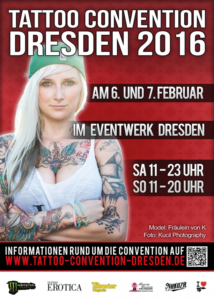 Tattoo Convention Dresden